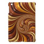 Beautiful Earth Tone Fractal Art Decor Case For The iPad Mini