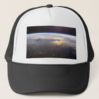 Beautiful Earth Yuri Gagarin Trucker Hat