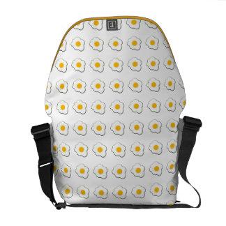 Beautiful egg messenger bag