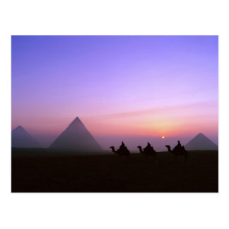 Beautiful Egyptian Sky Postcard