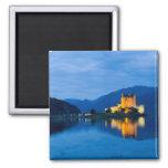 Beautiful Eileen Donan Castle in Western Dornie Fridge Magnet