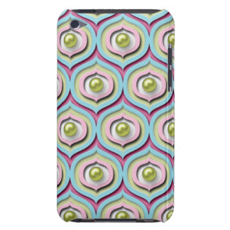 Beautiful Elegant Abstract Art Barely There iPod Case