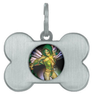 Beautiful elf pet ID tags