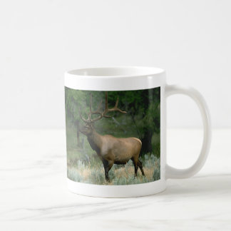 Beautiful Elk Mug