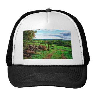 Beautiful English Countryside Cap