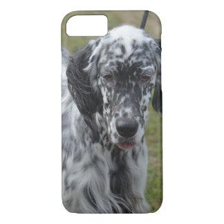 Beautiful English Setter Dog iPhone 8/7 Case