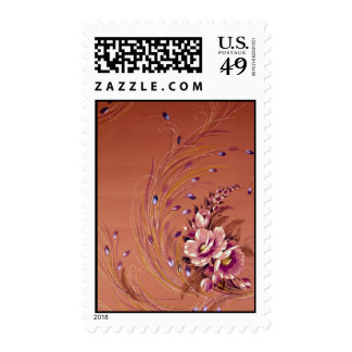 Beautiful Ephemeria Postage Stamp
