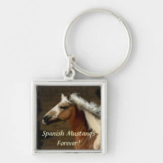 Beautiful Equines Horse-lover's Gift Keychain