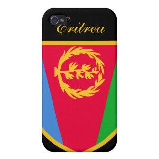 Beautiful Eritrea Flag iPhone 4/4S Cases