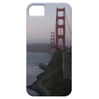Beautiful evening at the Golden Gate Bridge! iPhone 5 Covers