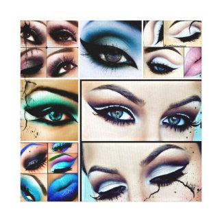 Beautiful Eyes Ed. 1 Canvas Print