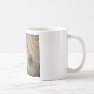Beautiful Eyes of a Yorkie Poo Puppy Coffee Mug