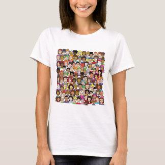 Beautiful Faces T-Shirt