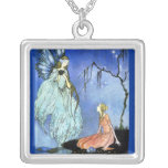 Beautiful Fairy by Virginia Sterrett Pendants