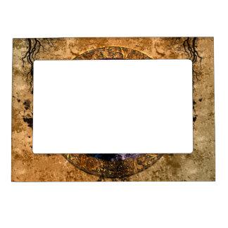 Beautiful fairy magnetic photo frame