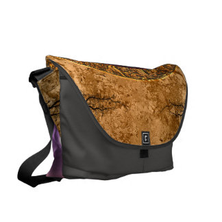 Beautiful fairy messenger bag