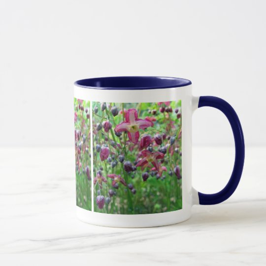 Beautiful Fairy Wings Flowers & Buds Spring Photo Mug