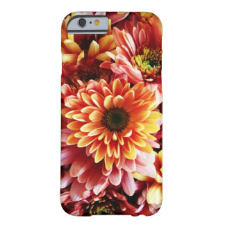 Beautiful Fall Floral Bouquet Design Gifts Barely There iPhone 6 Case