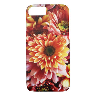 Beautiful Fall Floral Bouquet Design Gifts iPhone 7 Case