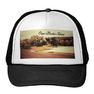 Beautiful Fall in Cape Breton Mesh Hats