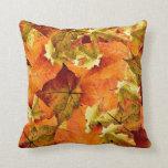 Beautiful Fall Leaves Pillow! Pillow