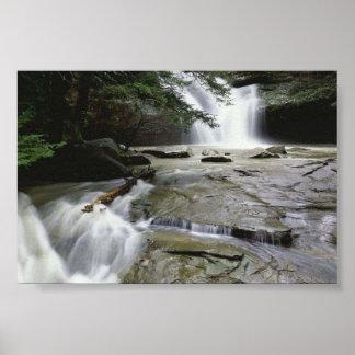 Beautiful Falls Poster