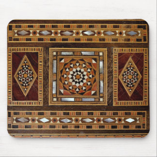 Beautiful Famous mother-of-pearl inlay work, Damas Mouse Pad