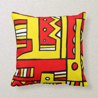 Beautiful Fantastic Astonishing Pattern Throw Pillow