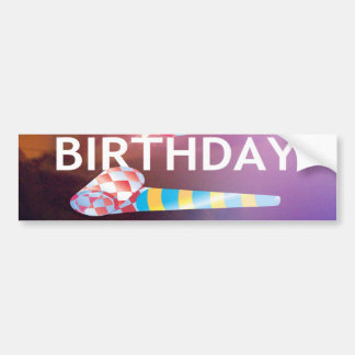 Beautiful Fantastic Feminine Customize Product Bumper Sticker