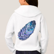 Beautiful Feather Hoodie