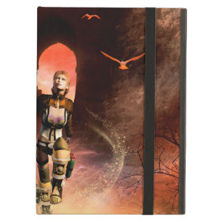 Beautiful fighter in the universe iPad air case