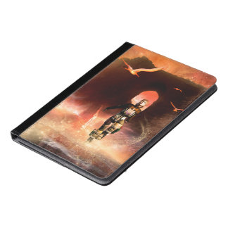 Beautiful fighter iPad air case