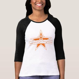 Beautiful Fighter Raglan T-shirt