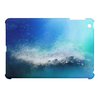 Beautiful Fish in Ocean iPad Mini Case