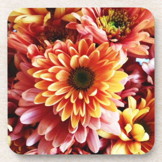 Beautiful Floral Bouquet Kitchen Accessories Beverage Coasters