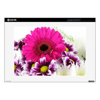 Beautiful Floral Bouquet Pretty Flowers Gifts Laptop Decals