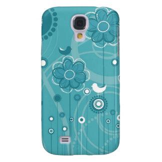 Beautiful Floral Decor  Samsung S4 Case