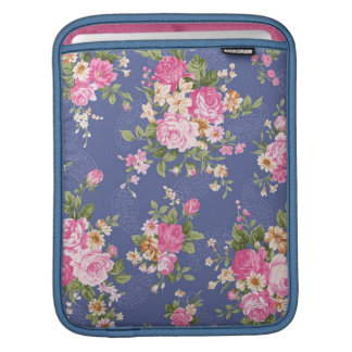Beautiful floral design sleeves for iPads