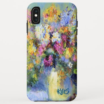 Beautiful Floral Painting Cell Phone Case