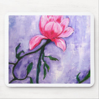 Beautiful Floral Painting of a rose flower. Mouse Pad