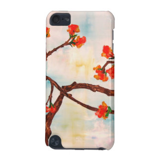 Beautiful Floral Painting of Blooms. iPod Touch 5G Cover