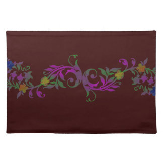 Beautiful Floral Placemats