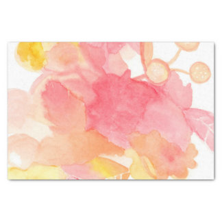 Beautiful Floral Tissue Paper