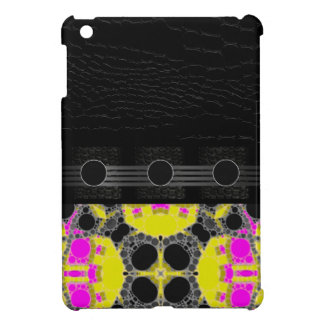 Beautiful Florescent Fancy Abstract Case For The iPad Mini