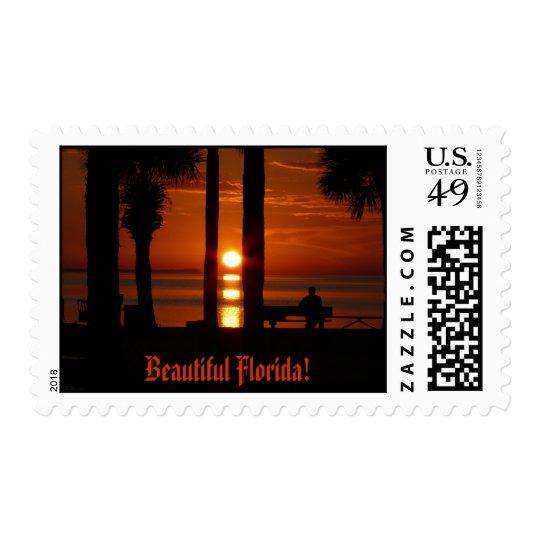 Beautiful Florida! Postage