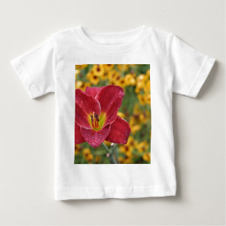 Beautiful Flower Baby T-Shirt