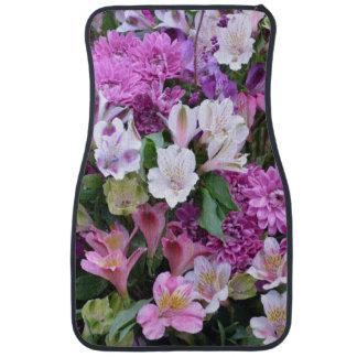 Beautiful Flower Bouquet Floor Mat