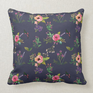 Beautiful Flower Drawing cushion
