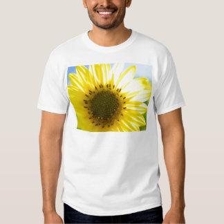 Beautiful Flower in the Sun Tee Shirts