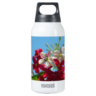 Beautiful flower in the world 02 insulated water bottle